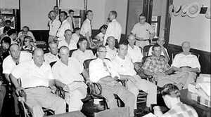 The Trial of J.W. Milam and Roy Bryant poster image