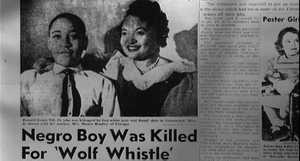 The World Learns of Emmett Till poster image