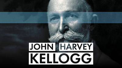 John Harvey Kellogg poster image