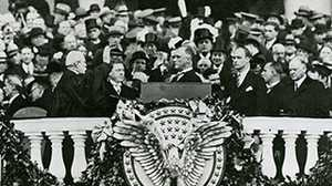 First Inaugural Address 1933 poster image