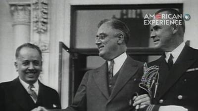 FDR on Lying: Hiding a Disability poster image