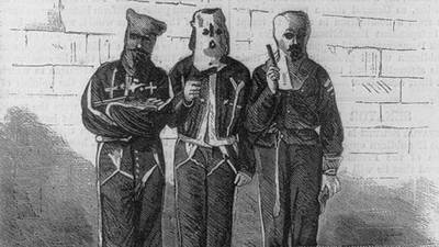 The Ku Klux Klan in the 1920s poster image