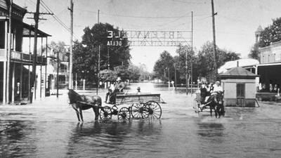 The Flood Makes News poster image