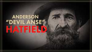 "Anderson ""Devil Anse"" Hatfield poster image"