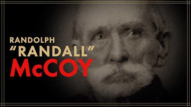 "Randolph ""Randall"" McCoy"