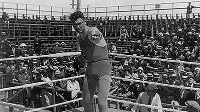 Jack Dempsey (1895-1983) poster image
