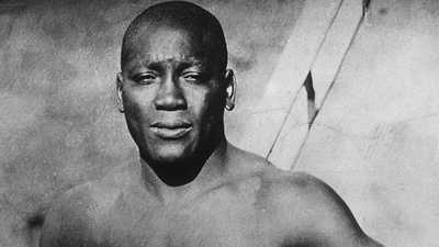 Jack Johnson (1878-1946) poster image