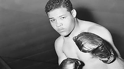 Joe Louis (1914-1981) poster image