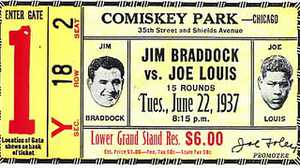Boxing Promotion in New York City poster image