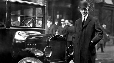 Henry Ford: Trailer poster image