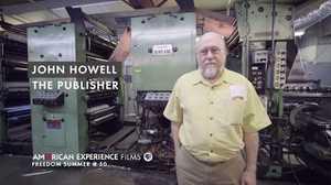 "John Howell - ""The Publisher"" poster image"