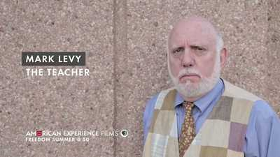 "Mark Levy - ""The Teacher"" poster image"