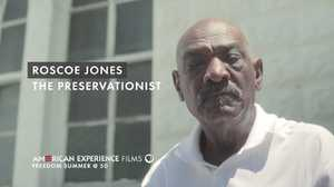 "Roscoe Jones - ""The Preservationist"" poster image"