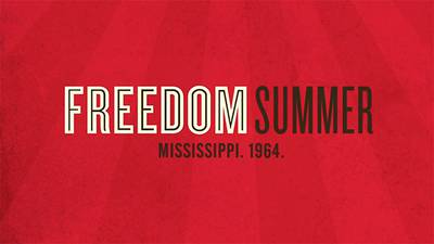 Freedom Summer: Trailer poster image