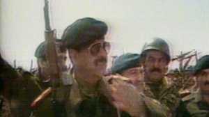 Saddam Hussein poster image