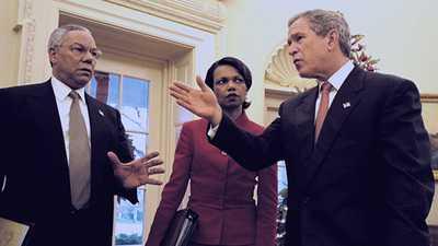 George W Bush, Part 2: Trailer poster image