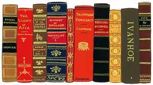 Carnegie's Bookshelf poster image