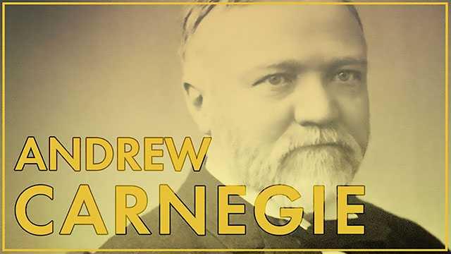 Andrew Carnegie: Man of Steel