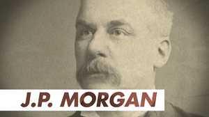 J.P. Morgan: The Financier poster image