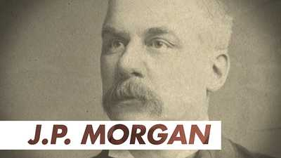 J.P. Morgan: The Financier poster image