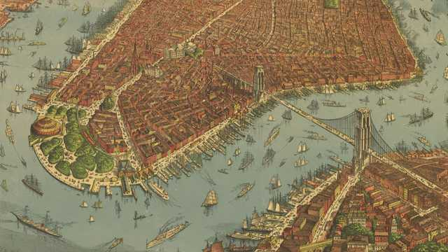 Mapping Gilded Age New York | American Experience | PBS