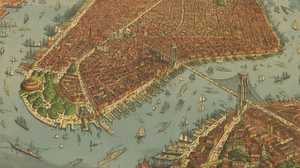 Mapping Gilded Age New York poster image