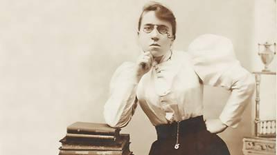 Anarchism and Emma Goldman poster image