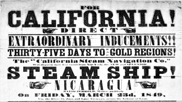 the california gold rush american experience official site pbs