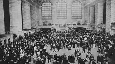 Grand Central Terminal Opens poster image