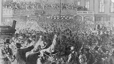 Black Friday, September 24, 1869 poster image