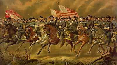 Grant's Greatest Battles poster image