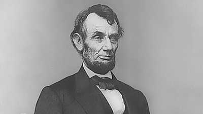 Abraham Lincoln poster image