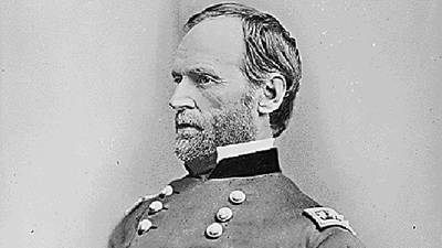 William Tecumseh Sherman poster image