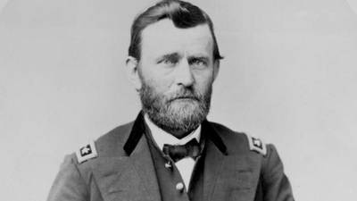 Biography: Ulysses S. Grant poster image