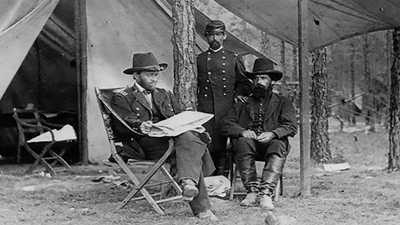 Personal Memoirs of U.S. Grant poster image