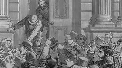 The Panic of 1873 poster image