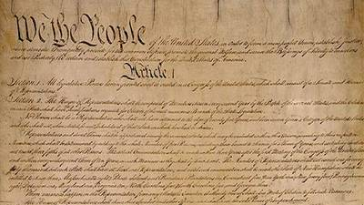 Creating the U.S. Constitution poster image