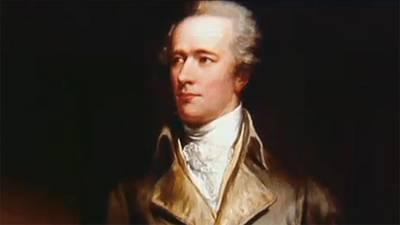 Alexander Hamilton: Trailer poster image