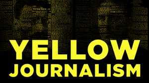 Yellow Journalism poster image