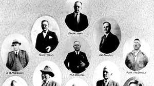 The Men of Six Companies poster image