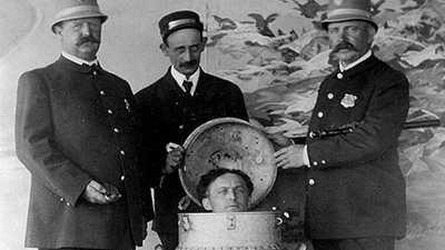 Harry Houdini's Impulse to Escape poster image