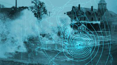 Hurricane of '38 Home Videos poster image