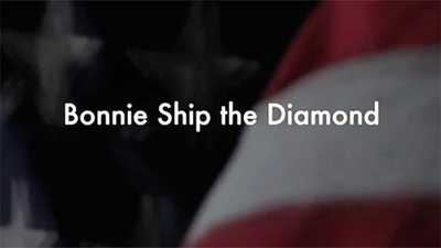 Bonnie Ship the Diamond poster image