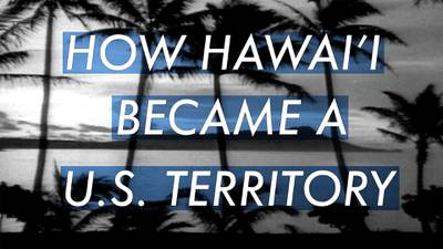First White Settlers in Hawai'i poster image