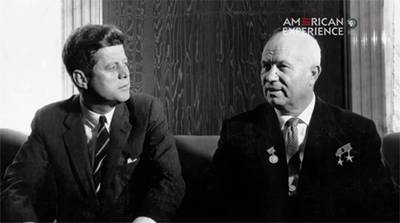 Kennedy Meets Khrushchev poster image