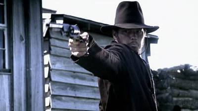 Jesse James: Trailer poster image