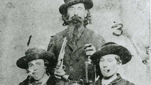 Missouri Outlaws | American Experience | Official Site | PBS