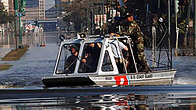 Hurricane Katrina poster image