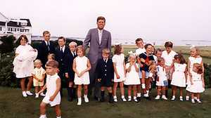 The Kennedys at Hyannis Port poster image