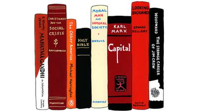 Dr. King's Bookshelf poster image canonical_images/feature/King_Bookshelf_canonical.jpg XXX